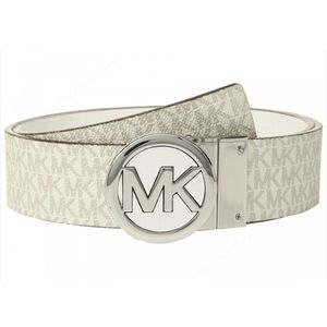 Michael Kors Leather Reversible Logo Belt